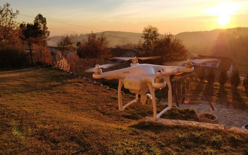DRONE DJI ADVANCED PRO 4K – USADO