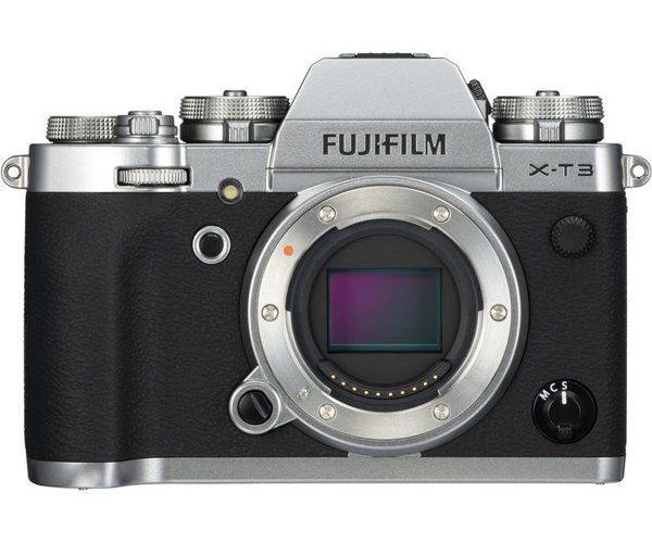 FUJIFILM X-T3 Body & AF 18-55mm